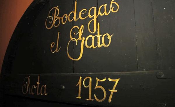 Bodegas El Gato 1957