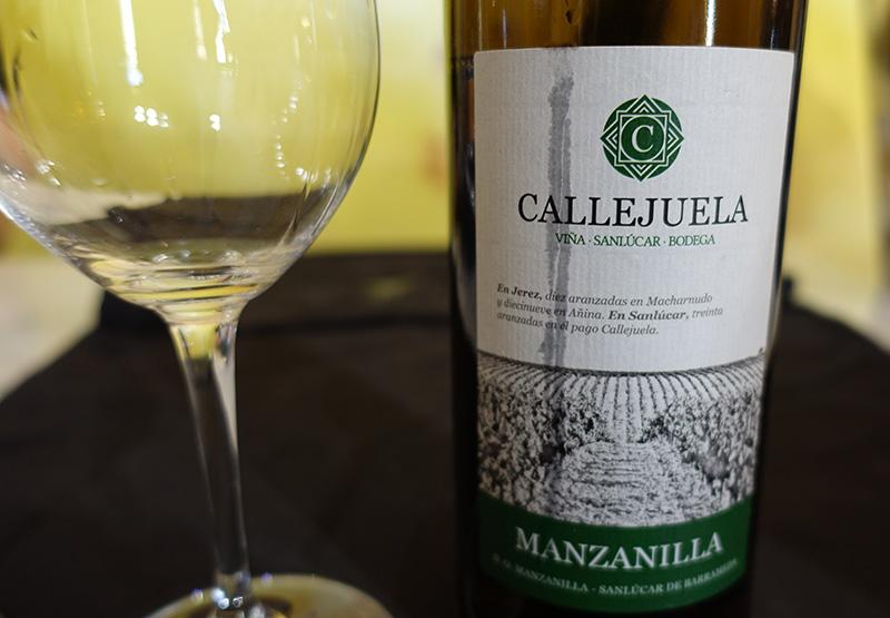 Manzanilla Callejuela